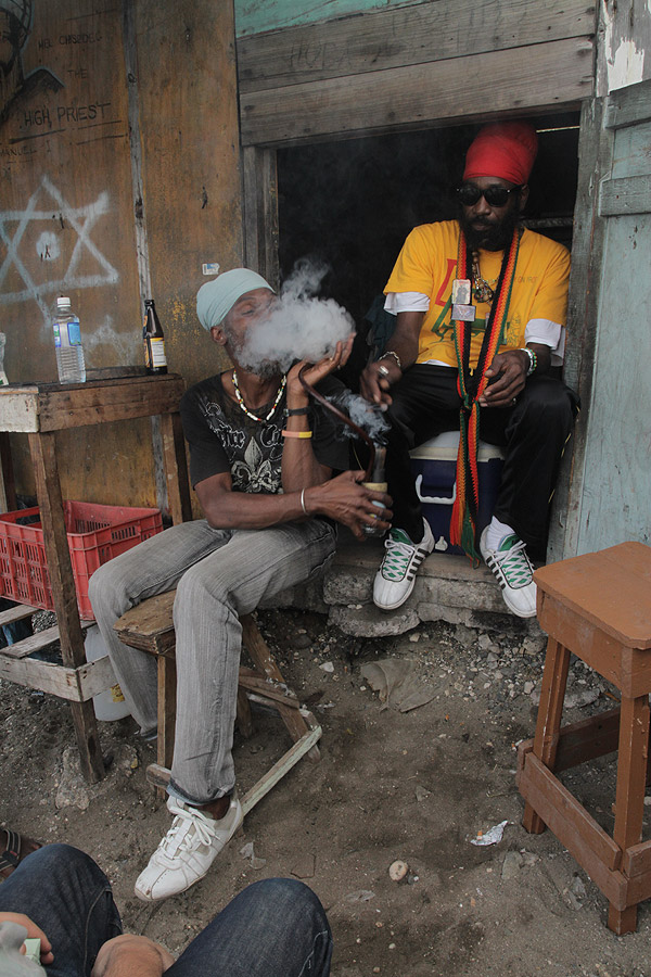 Photos Duppy Gun In Jamaica With I Jahbar And Lukani