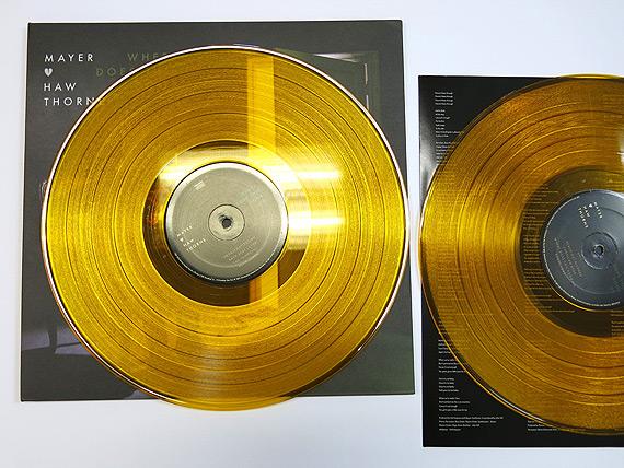 Gold Records Mayer Hawthorne Where Does This Door Go On