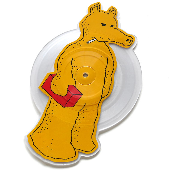 Quasimoto Talkin Shit 45 Stones Throw Records