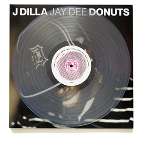 J Dilla S Donuts For Vinyl Me Please Stones Throw Records